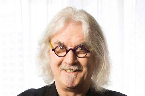 Billy+Connolly