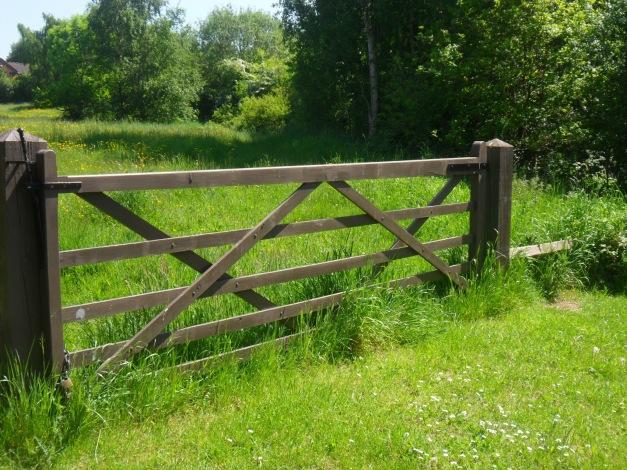5 bar gate