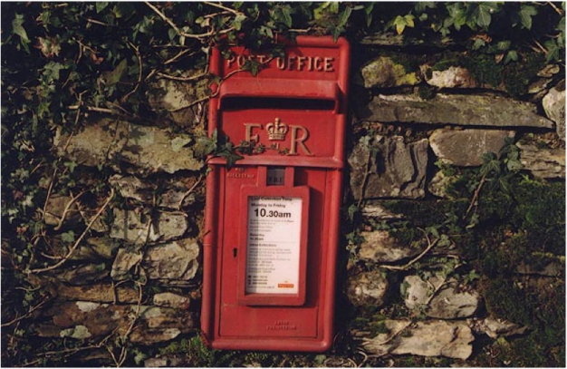 Big post box