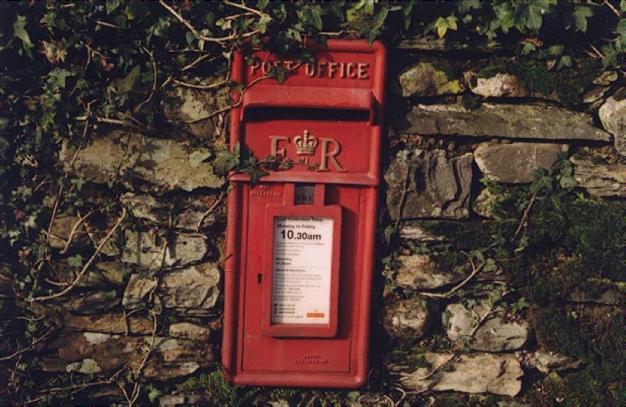 Big post box